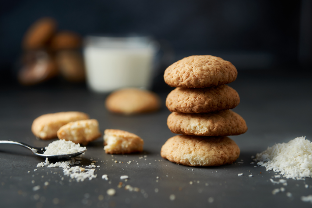 ПП-печенье из кокосовой муки